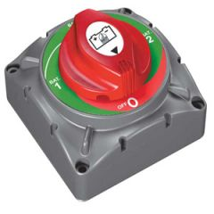 Battery Selector Switch Heavy Duty Four Position