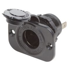 12V Dash Socket w/ Watertight Cap