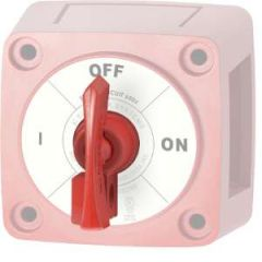 M Series Battery Switch Replacement Key Red