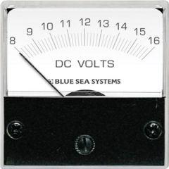 DC Micro Voltmeter 8 To 16V