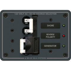 Traditional Panel Toggle Source Selector 30A 120V