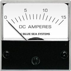 DC Micro Ammeter w/Shunt 0 To 15A