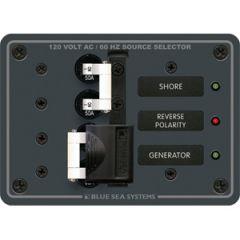 AC Panel Toggle Source Selector 50A 120V