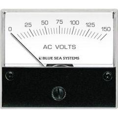 AC Voltmeter 0 To 250V AC