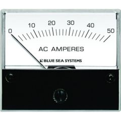 AC Ammeter w/Coil 0 To 50A