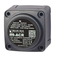 M-ACR Automatic Charging Relay 115A 12/24V DC, 65A