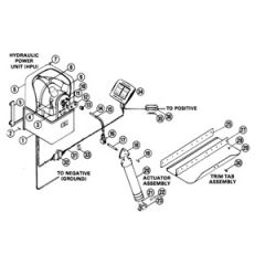 Upper Hinge For Actuator