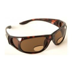 Tofino Polarised Sunglasses & 2.00 Reader Insert Tortoishell w/Amber Lens