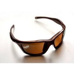 Kuta Polarised Sunglasses Floating Bronze Brown w/Amber Lens