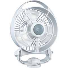 Bora Three Speed Fan White 12V