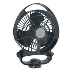 Bora Three Speed Fan Black 24V
