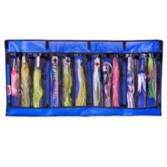 "C&H Lure Case, 16"" x 41"", 12 Pocket"