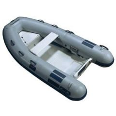 Caribe Dinghy C-10X (C Series) Arctic Grey 10 ft 3""