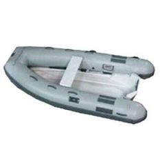 Caribe Dinghy LHT-10 (Light Series) Arctic Grey 10 ft 3""