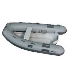 Caribe Dinghy LHT-9 (Light Series) Arctic Grey 9 ft 1""