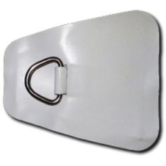 Towing Ring Preassembled Patch Light Grey Lrg