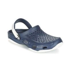 Swiftwater Deck Clog M8 Navy/White