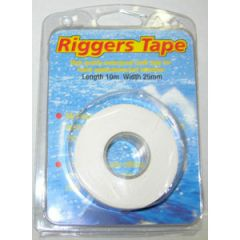 Riggers Tape White 25 mm x 10 m