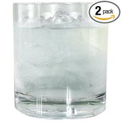 Short Glasses Polycarbonate 7 oz 2/box
