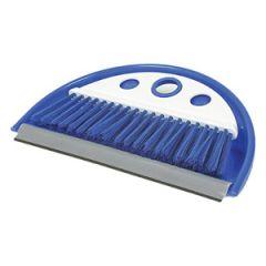 Mini Dustpan w/Whiskbroom