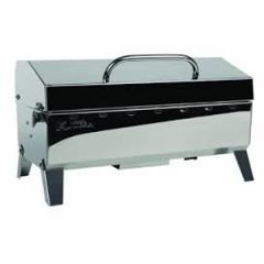 Charcoal Grill Stow N' Go 160 w/Inner Lid Liner