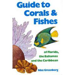 Corals & Fishes Waterproof Pocket Guide Idaz Greenberg
