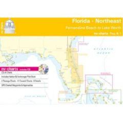 NV Charts North Florida; Paper, Digital & App Reg.8.1
