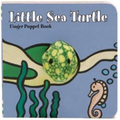 Finger Puppet Book: Little Sea Turtle