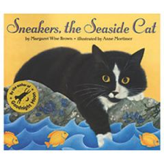 Sneakers The Seaside Cat - Margaret Wise Brown