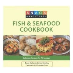 Fish & Seafood Cookbook: Knack Make it Easy