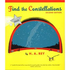 Find The Constellations 3Rd Ed. H.A. Rey