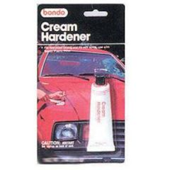 Bondo All Purpose Cream Hardener White Tube 2.7 oz