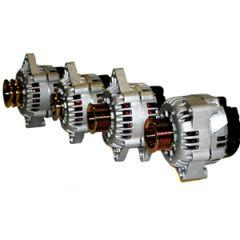 """Alternator Stage One Premier 1"""" or 2"""" Mount 1V Pulley 140A"""
