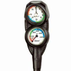 Mini C2 Gauge Console Depth & Pressure
