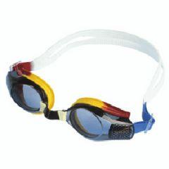 Swim Goggles Ibiza Black Mirror