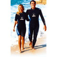 Scuba Wetsuit Tropic Shorty 2 mm MED