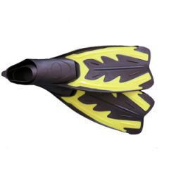 Swim Fins Tropic Yellow 3/5 (35/37) XSML