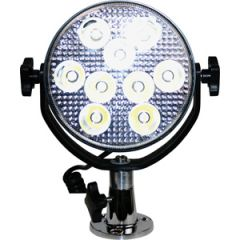 LED Spotlight Waterproof 110 Degree Beam 1.3A