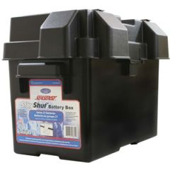 Battery Box 27M Series w/Stay Shut Lid