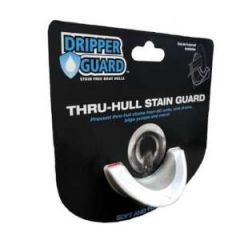 Dripper Guard Small White