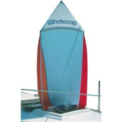 Windscoop Ventilating Sail