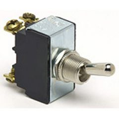 Toggle Switch Standard Momentary DPDT On Off Momentary On 25A
