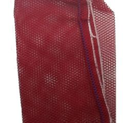 Mesh Draw Bag Small 15X20 Assort Colours