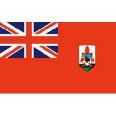 Bermuda Flag Red Background 100 cm x 150 cm