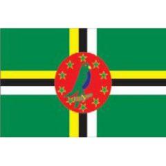 Dominica Flag 30 cm x 45 cm