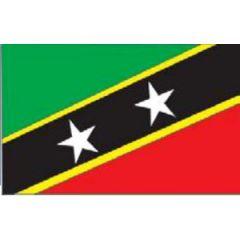 St Kitts And Nevis Flag 30 cm x 45 cm