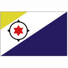 Bonaire Flag 30 cm x 45 cm