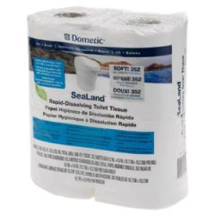 Toilet Tissue Rapid Dissolving Single Ply