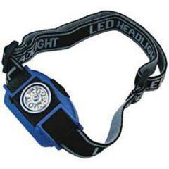 LED Headlight w/Adjustable Elastic Strap Multifunction 335 Lumen