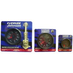 Water Temperature Instrument Gauge OMC